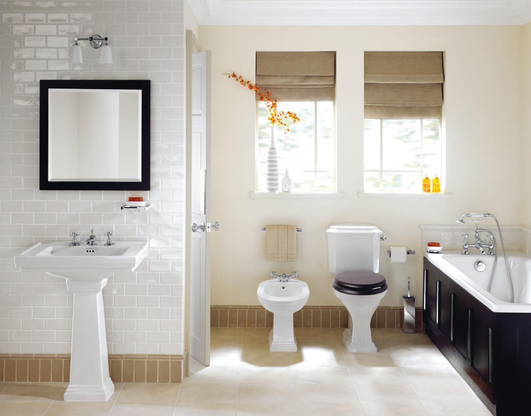 4 Design Trends For The Bathroom What You Ll See In 2015
