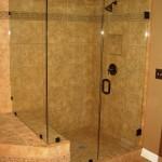 Shower doors Expand the Bathroom