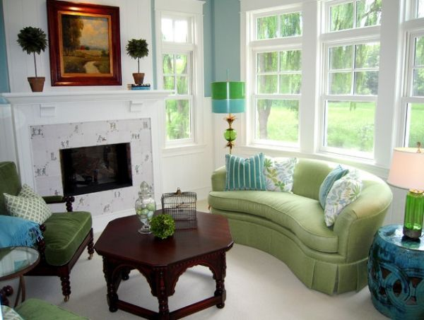 What color to choose for your living room