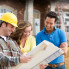 When renovating a house with a contractor?