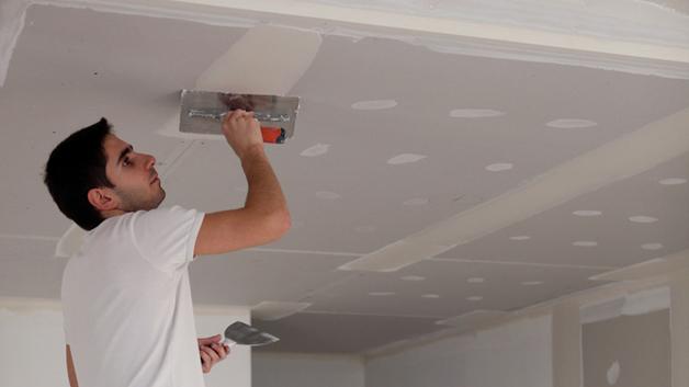 Ceiling Repair Advice: Important Facts You Should Know - Ceiling Repair  Advice: Important Facts - Repair Ceiling IDI Design