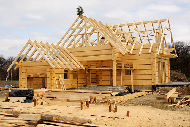 Know the basic steps of house building home improvement Step by step to build a house