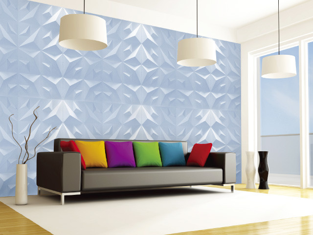 Modern Wall Cladding : Make your home walls attractive with decorative d panels