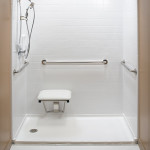 What Are The Special Features Of Handicap Shower Units?