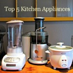 5 Trendy kitchen appliances that are a must have in a new home