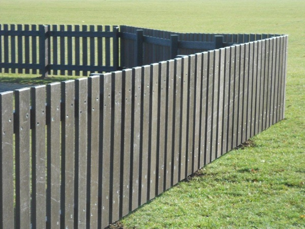 Plastic fencing a cost effective solution to protect your property home improvement best ideas - Pvc fencing solutions ...