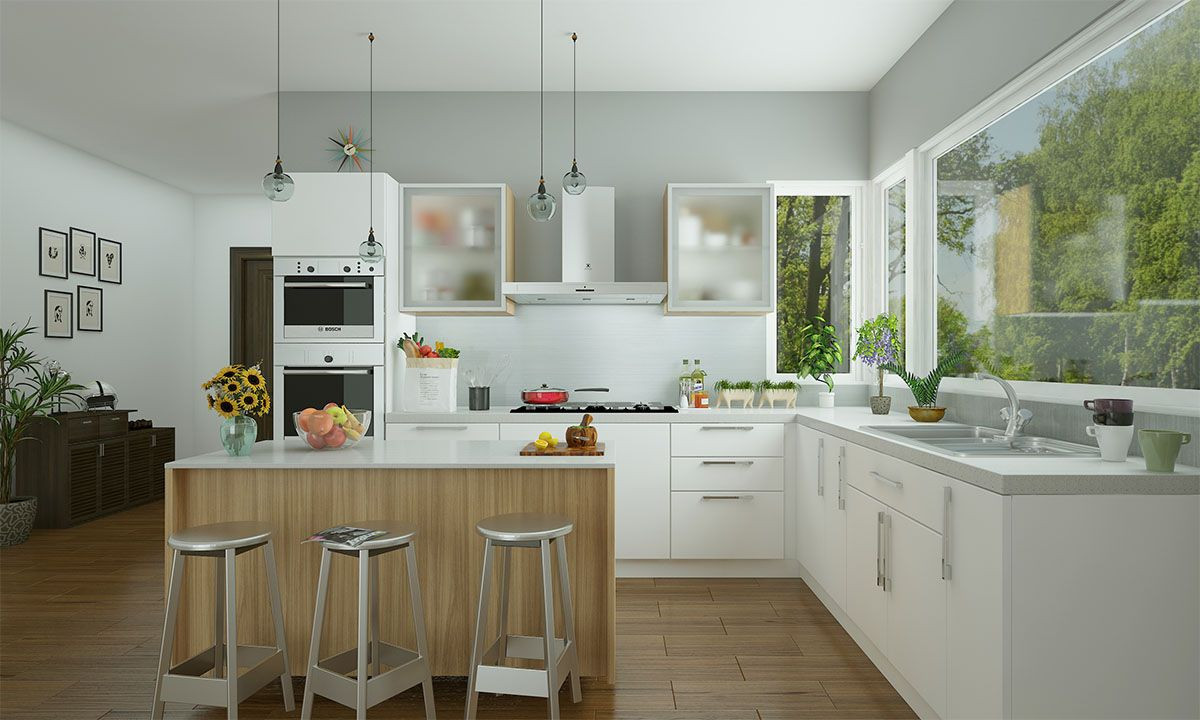 Choose the Best Modular Kitchen Design   Home Improvement ...
