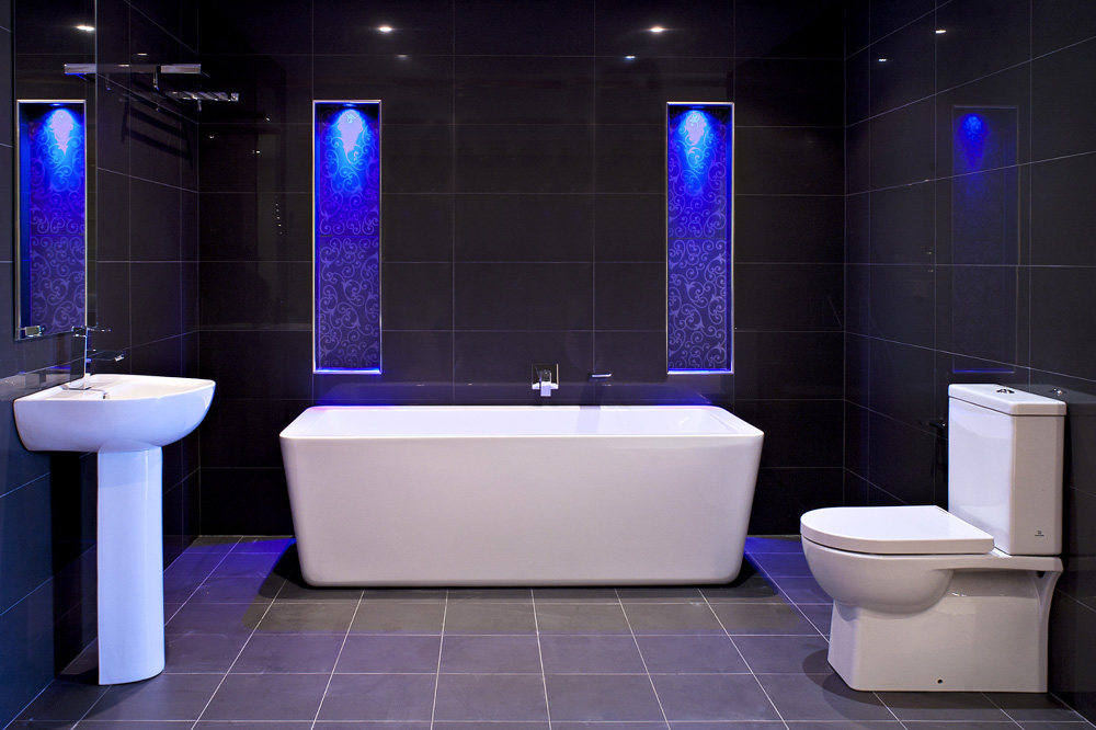 a guide to led bathroom lights - home improvement best ideas