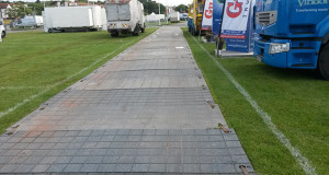 How About Renting A Temporary Road Surface?