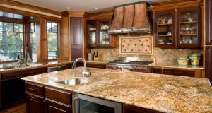 Improve The Value Of Your Kitchen With Granite Countertops
