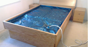 A short guide on how to build a waterbed