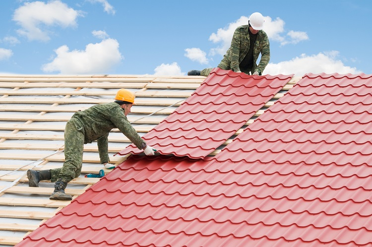 The Roof Repairing Process