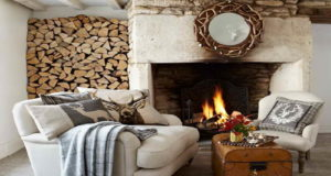 Popular Home Decor Goes Rustic