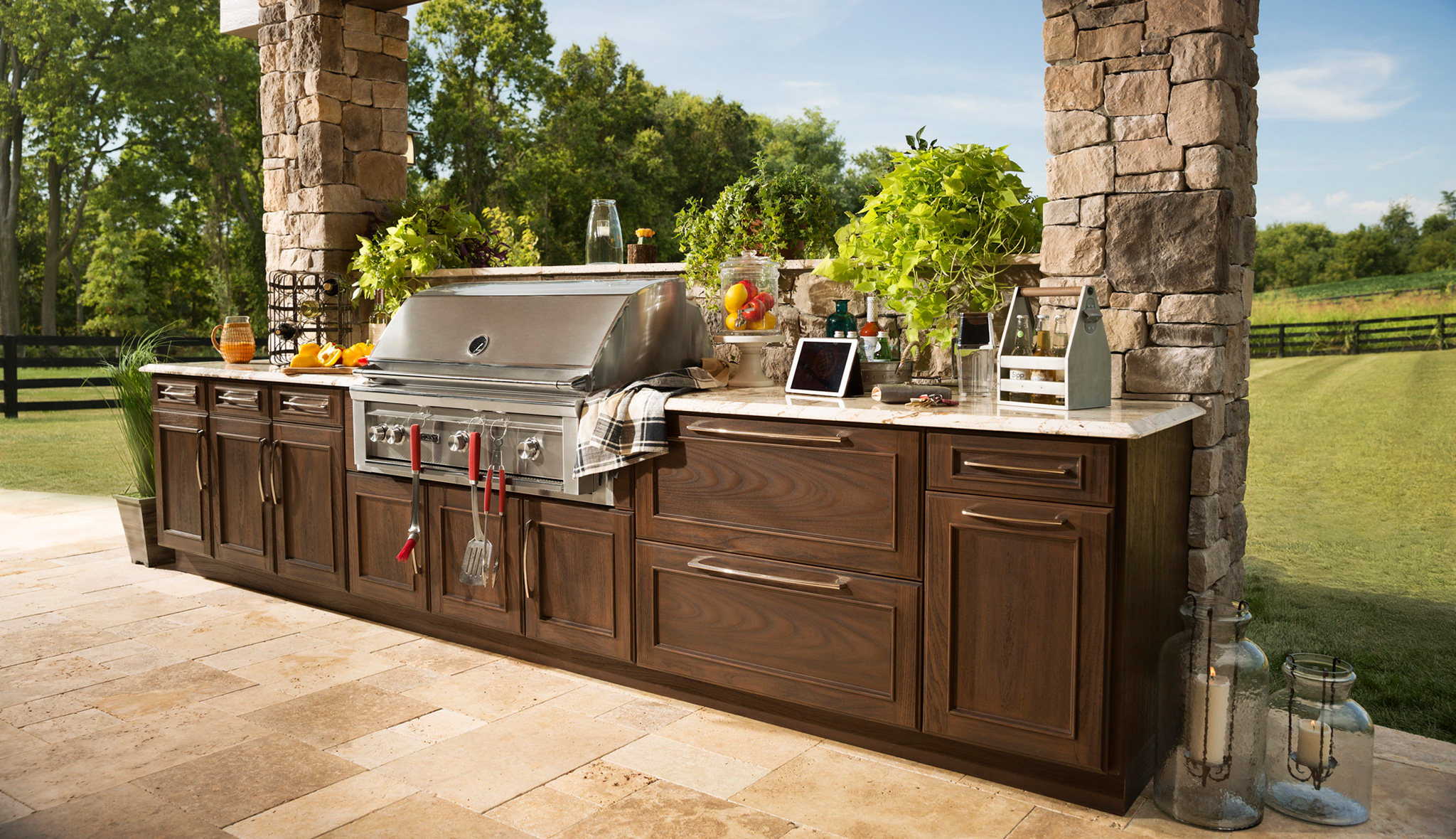 Design Tips For The Perfect Outdoor Kitchen Home Improvement Best Ideas