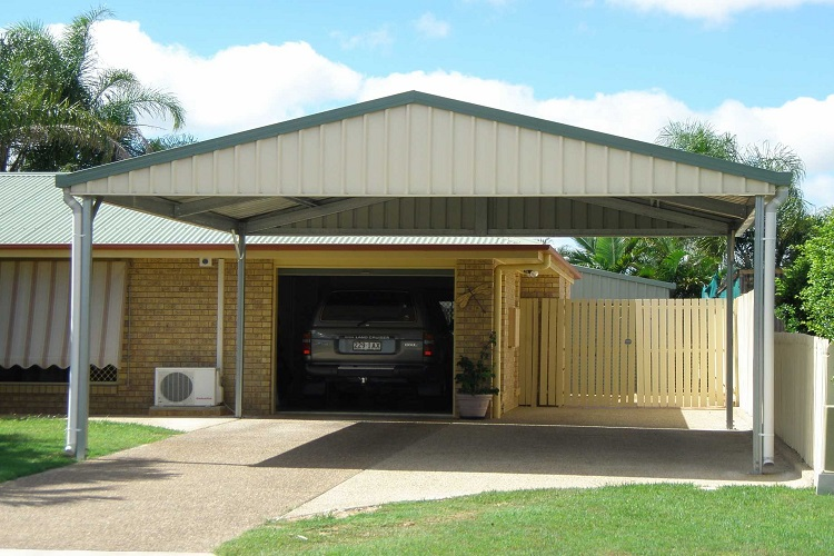 Garage Or Carport Which Is The Right One For You Home